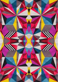 Prints for the Women's department at Desigual on Behance