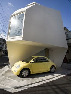 Reflection of Mineral has received wide architecture and design media attention and numerous international awards, it was designed by architect Yasuhiro Yamashita .