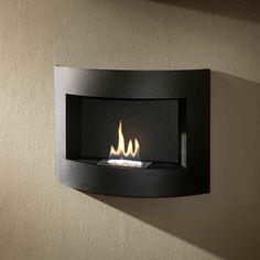 Stylish bioethanol fireplace at My Italian Living Ltd. Petite and elegant.