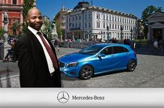 Mercedes-Benz A Class Launch - 2nd May Fourways