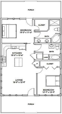 Garage Plans, Shed Plans, Rearranging Bedroom, Bungalow, Faux Stone Panels, Shed Construction, Small House Floor Plans, Log Cabin Floor Plans, Luxury Rooms