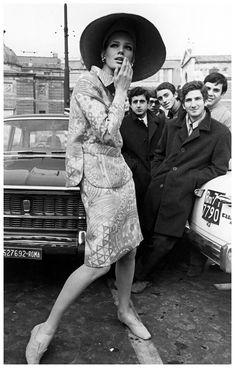 Photo by Regina Relang, 1967