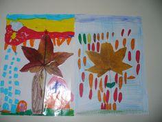 autunno+fantasia bambini= poesia!