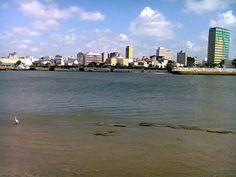 Ponte giratória Bairro do Recife, Recife, Pernambuco Brasil.