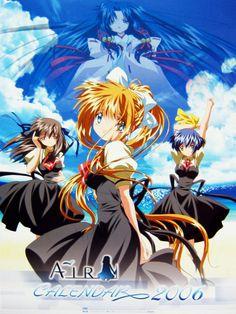 Anime: Air Tv (Portugues)  - http://otaku-connection.wix.com/air-tv