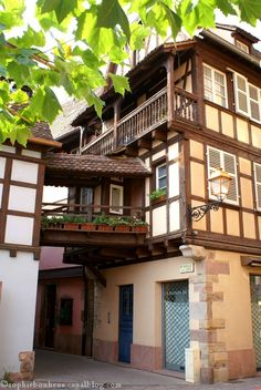 Obernai ~ Bas-Rhin ~ France