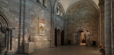 Romanesque Hall (The Cloisters)...part of Medieval Art and The Cloisters