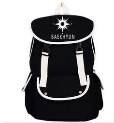 KPOP  EXO BAEKHYUN  multifunctional backpack