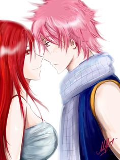 Yes, I Fairy Tail and - yes! - I Erza\Natsu )) More FT [link] - Juvia [link] - more Juvia I'm grateful for all the faves you give to my works, but I can. Erza and Natsu Natsu And Erza, Fairy Tail Couples, Wattpad, Vampire Knight, Anime Ships, Anime Love, Anime Couples, Cool Drawings, Fairy Tales