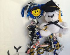 candy graduation leis | Popular items for graduation candy