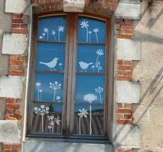 Die 276 Besten Bilder Von Fensterdeko Fruhling Crafts For Kids