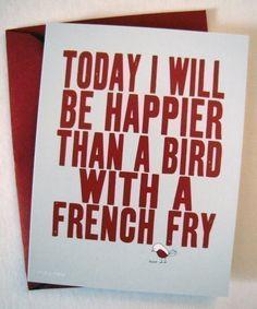 SO VERY HAPPY