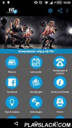 Fitz Healthclub  Android App - playslack.com ,  Fitz Healthclub is er voor iedereen die een goede gezondheid ziet als voorwaarde voor een fit en aangenaam leven. Regelmatig bewegen biedt immers vele voordelen. Je hebt meer energie, zit lekker in je vel en bent bovendien minder vatbaar voor stress en diverse andere kwaaltjes. Bij Fitz Healthclub vindt men het belangrijk dat je een sport doet die op een verantwoorde en veilige manier gegeven wordt door gediplomeerde begeleiding. Maak kennis…