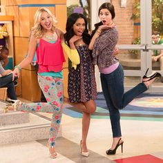 Guess what?! Only 3 weeks till the season 2 premiere of #thundermans! Who's excited?! @audreywhitby @ttlyteala (via #spinpicks)