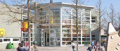 OBS de Wissel Born, de school waar ik werk.
