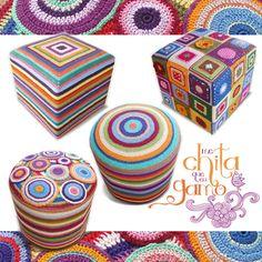 0 colorido dos croches - Pesquisa Google