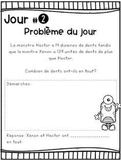 Teacher Education, Primary Education, Primary Classroom, Elementary Schools, Maths 3e, Math Term, Core French, Halloween Math, Daily Math