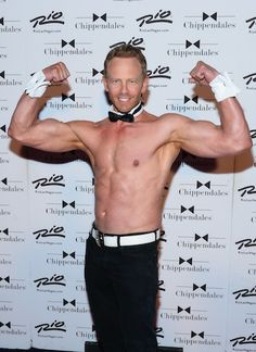 Actor Ian Ziering returns to the Chippendales Celebrity Crush, Celebrity Photos, Ian Ziering, The Backlot, Naomi Watts, Golden Age Of Hollywood, Losing Her, Man Crush, Hottest Photos