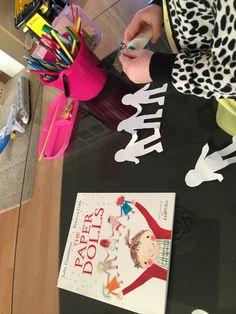 Paper dolls  Julia Donaldson