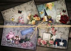 French vintage.Digital collage sheet download..Printable Images.Cards wallpaper.Paper for decoupage and creativity
