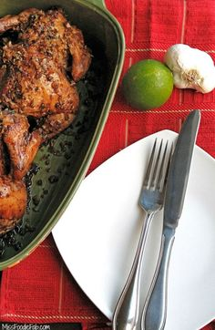 Cornish Hens in a Garlic Honey Soy Glaze. A new way to cook cornish hens.