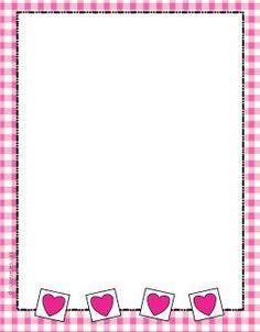 Bom, adoro decorar as coisas que faço e essas bordas são mesmo uma graça!  Beijos Notebook Paper Printable, Printable Paper, Recipe Book Design, Alphabet Tracing Worksheets, Boarders And Frames, Polaroid Frame, Baby Chickens, Printable Recipe Cards, Quilt Labels