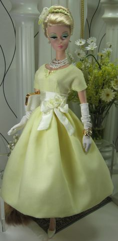 1960's Barbie Doll as Doris Day.
