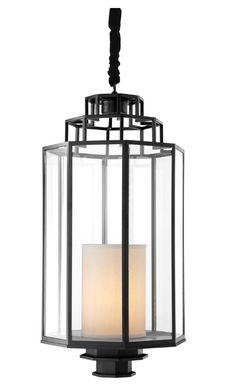 eichholtz owen lantern traditional pendant lighting. Lantern Monticello L Eichholtz Owen Traditional Pendant Lighting