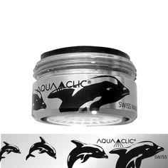 Spart bis zu 50% Wasser und Energie am Wasserhahn: AquaClic MINI Flipper aus Edelstahl. Gesehen für € 19,95 bei kloundco.de.
