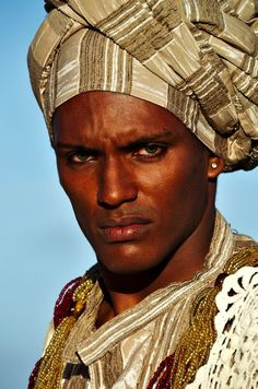 A man from Morocco, looks a lot like Lee. Check this guy's eyes. No wonder Lola can't forget him!