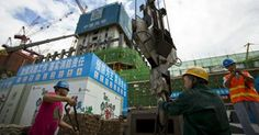 osCurve Brasil : Os planos da China para construir uma megalópole