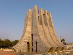 Kwame Nkrumah Masoleum, Accra