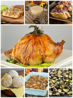 My Favorite Thanksgiving Feast Ideas | Wishes and Dishes