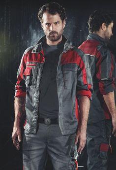 Kübler Berufsbekleidung bei GenXtreme #Kübler #Workwear #Arbeitskleidung