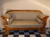 Biedermeier Sofa in Kiersche