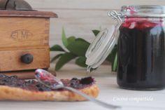 Cocina compartida: Mermelada casera de cerezas
