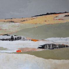GRANDS PAYSAGES ABSTRAITS - laurence-moracchini