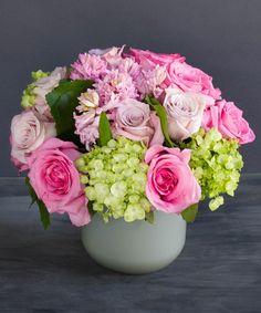 Blush Classic | Winston Flowers
