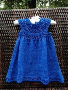 Mischa Baby Dress PDF pattern newborn, 18 months Mischa Baby Dress PDF pattern newborn 3 6 9 12 by cashmerejunkie Knitting For Kids, Baby Knitting Patterns, Baby Patterns, Dress Patterns, Hand Knitting, Vestidos Bebe Crochet, Knit Baby Dress, Baby Set, Little Dresses