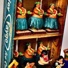 #hula #huladoll #huladancer #hawaiian