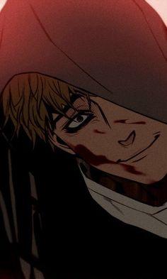 Manhwa Manga, Manga Anime, Killing Stalking Manga, Hxh Characters, Dark Anime Guys, Manga Cute, Levi X Eren, Anime Boyfriend, Naruto Wallpaper