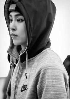 Xiumin airport style