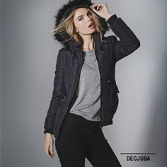 Jacket and tee from @decjuba @westfieldnz #fashionfit
