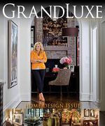 Cover Girl Shay Geyer of IBB design GrandLuxe Home Design Book