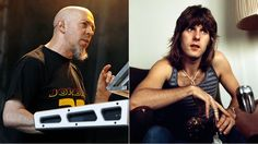 Dream Theater's Jordan Rudess Remembers Keith Emerson: 'He Was My Idol' #headphones #music #headphones