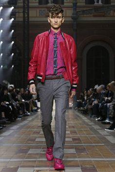 Lanvin Menswear Fall Winter 2014 Paris - NOWFASHION