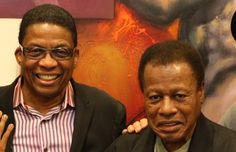 Pieces of Advice to Young Artists, and Everyone Else from Jazz Legends Herbie Hancock & Wayne Shorter