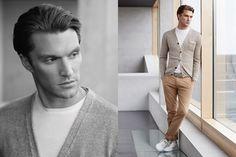 Windsor. Spring/Summer 2015 Men's Lookbook | FashionBeans.com
