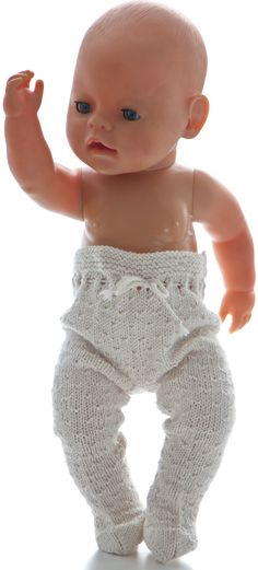 Babypop kleertjes breien Baby Born, 18 Inch Doll, Knitting Patterns, Dolls, Children, Bebe, Breien, Baby Dolls, Young Children