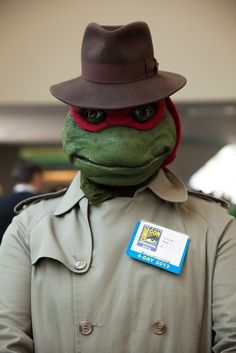 Raphael In Disguise | SDCC 2013